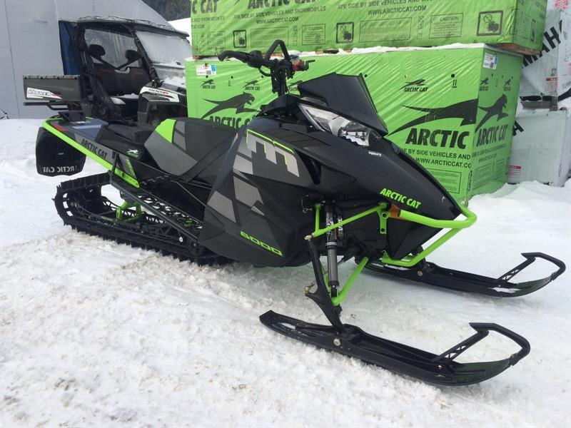 Arctic Cat M8000 153 2017