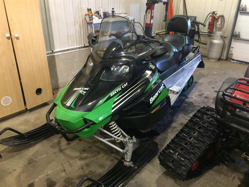 Arctic Cat TZ1 2009