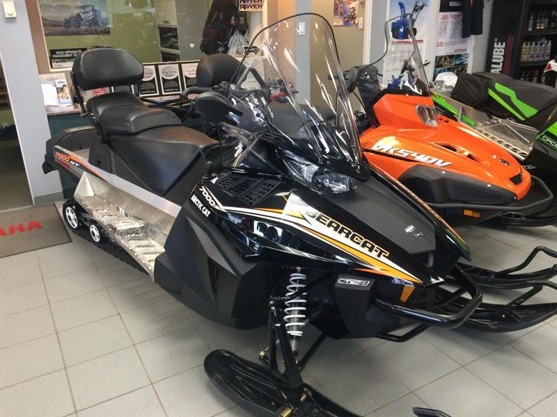 2017 Arctic Cat BEARCAT XT 7000
