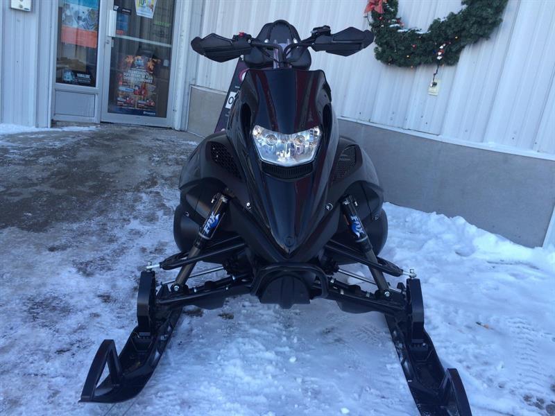 Yamaha FX nytro MTX 2013