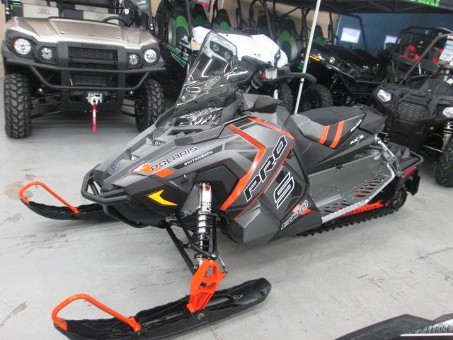 Polaris PRO S 800 SWITCHBACK 2017
