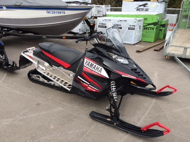 Yamaha SR VIPER DLX 2014
