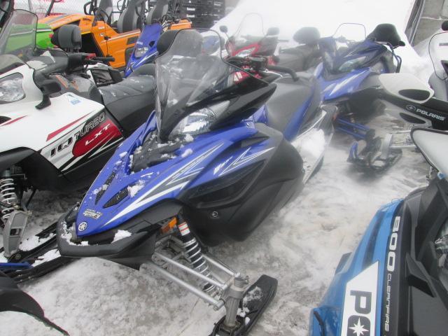 Yamaha Apex EPS 2011