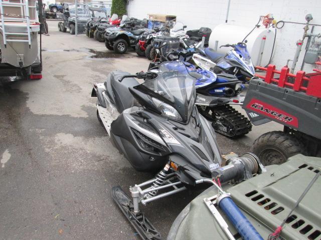 Yamaha APEX X-TX 144 2012