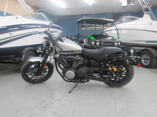 Yamaha Bolt C-Spec 2015