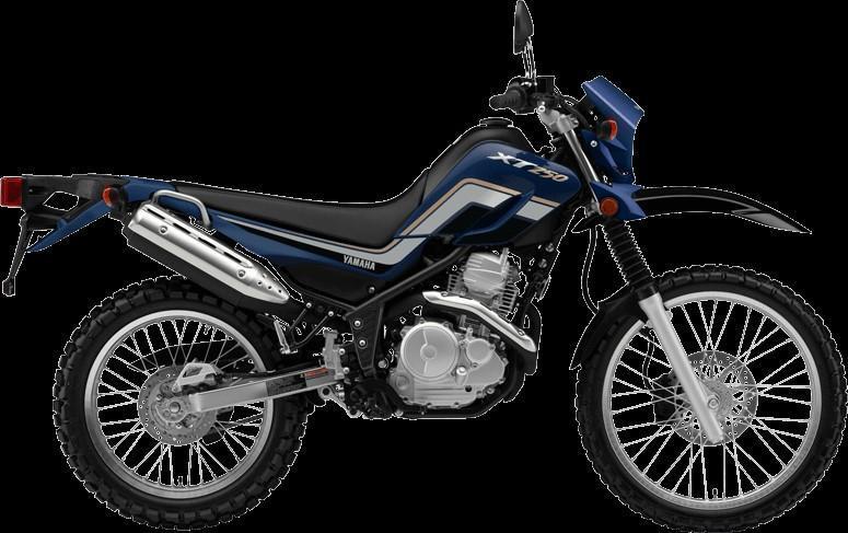 Yamaha XT 250 2017
