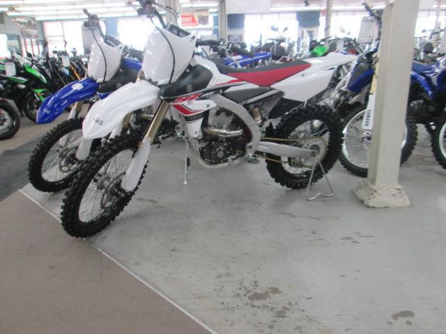 Yamaha YZ450F 2017