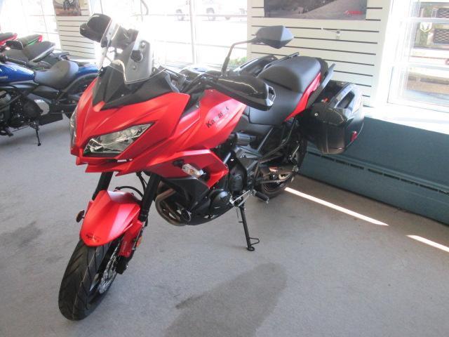Kawasaki VERSYS 650 LT 2016