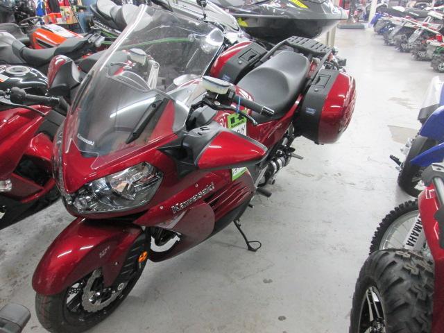 Kawasaki Concours 14 2014 #ALMAST-0494