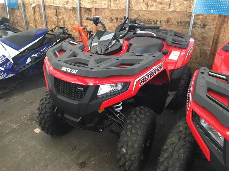 Arctic Cat ALTERRA 700 XT 2017