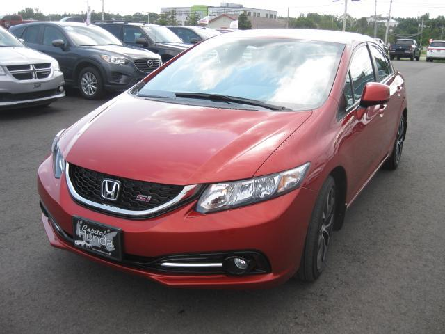 2013 Honda Civic Sedan Si #H349TA