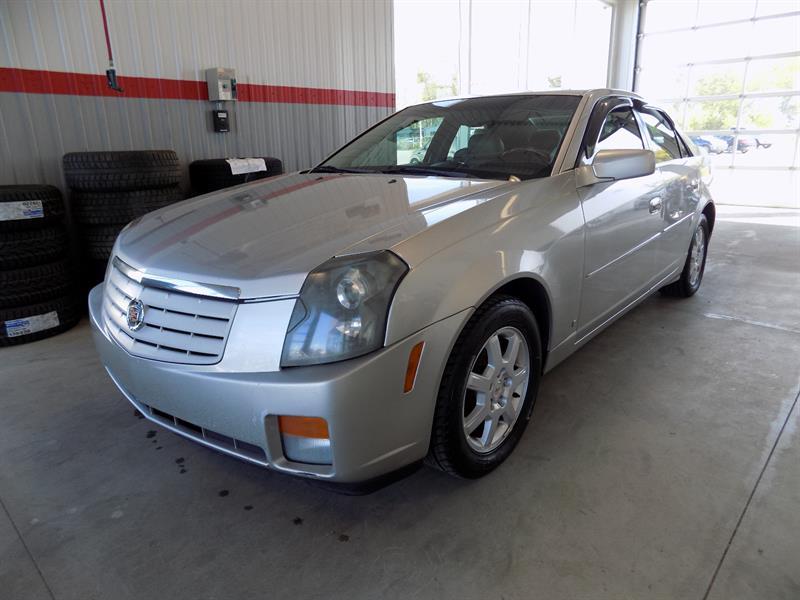 Cadillac CTS 2007 3.6L  CUIR/MAGS***AUBAINE*** #RUDY