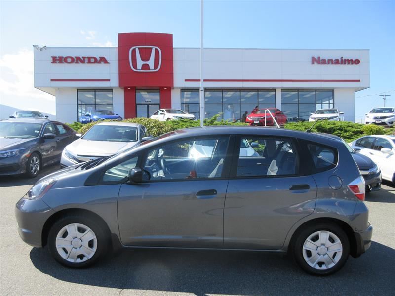 2014 Honda FIT 5dr HB Auto DX-A #H3089
