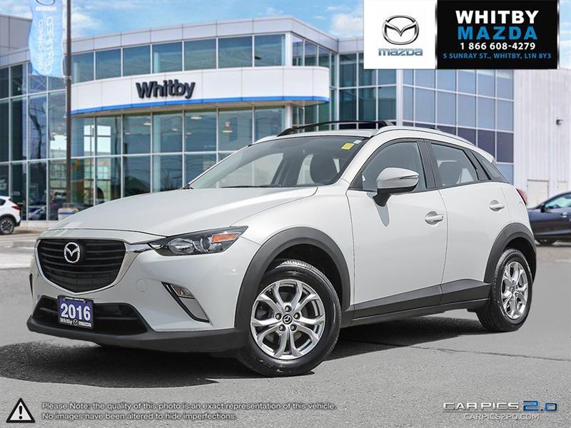 2016 Mazda CX-3 4dr GS #160928A