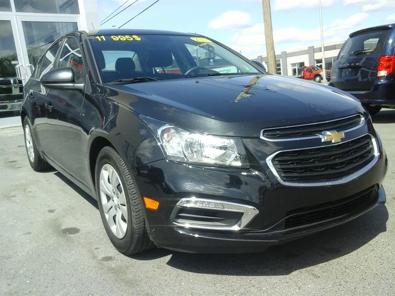 Chevrolet Cruze 2015 1LT (caméra de recul, bas kilo)  #37382A