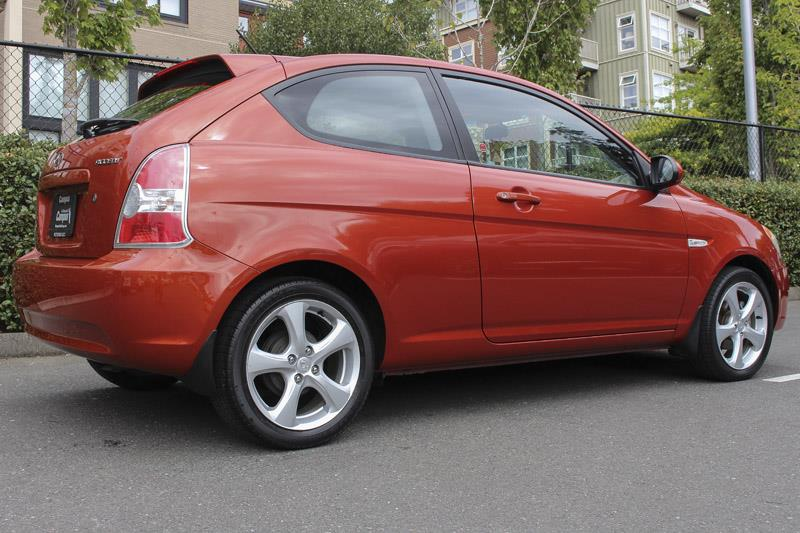 2007 hyundai accent hb gs used for sale in victoria at campus nissan. Black Bedroom Furniture Sets. Home Design Ideas