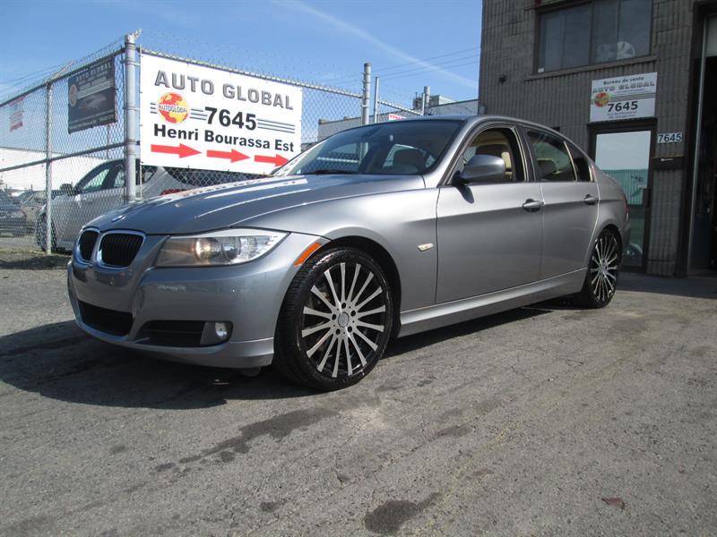 BMW 3 Series 2011  323i  CUIR, TOIT  MAGS A/C #17-876