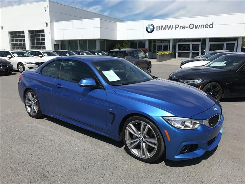 2014 BMW 4 Series Cabriolet 435i #AT876582
