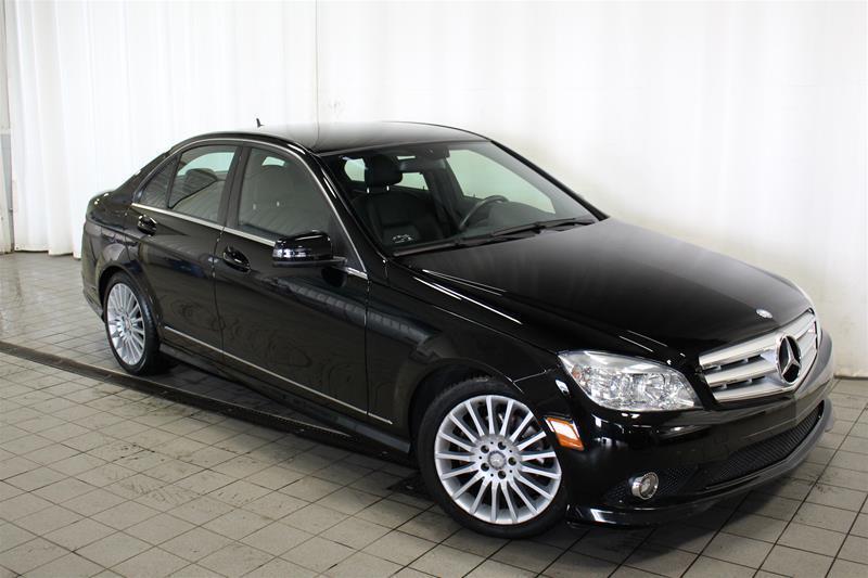 Mercedes-Benz C250 2010 4MATIC Sedan BAS KILO #U17-0228A