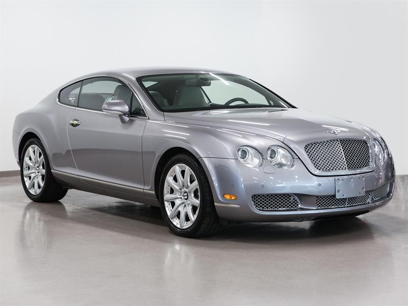 Bentley Continental 2005 GT RARE BAS KM SERVICE UP TO DATE #18B021