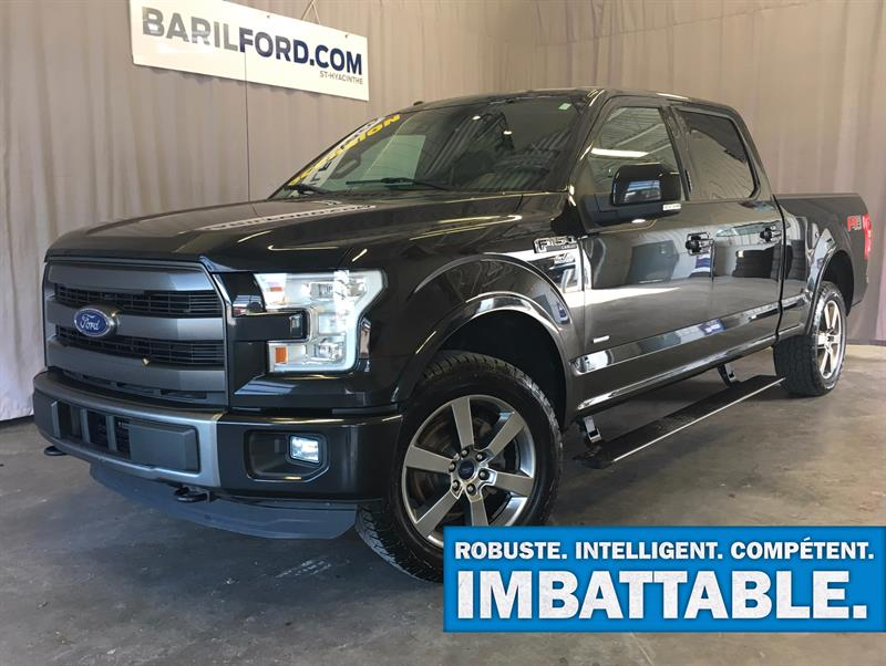 Ford F-150 2015 4WD SuperCrew 157 #C6412