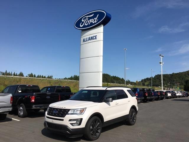 Ford Explorer 2017 XLT #317190