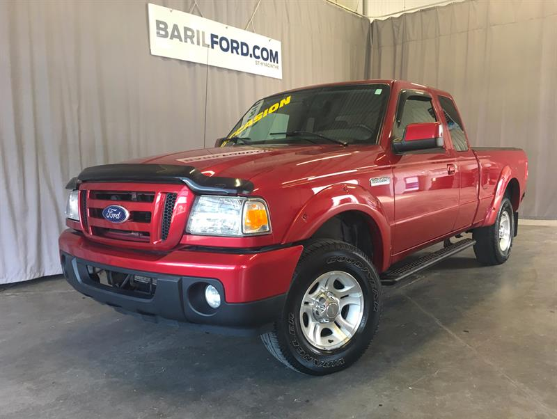 Ford Ranger 2010 2WD SuperCab SPORT #70654A
