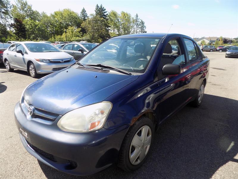 Toyota Echo 2003 #PATOU9381