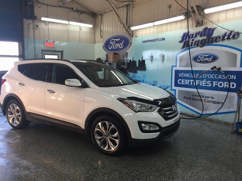 Hyundai Santa Fe Sport 2015 limited Premium #76025A