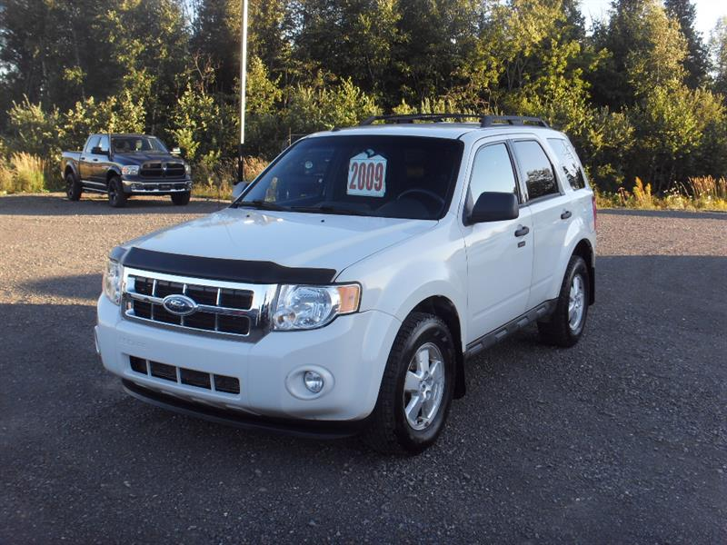 Ford Escape 2009 4WD 4dr I4 Auto XLT #H7557B