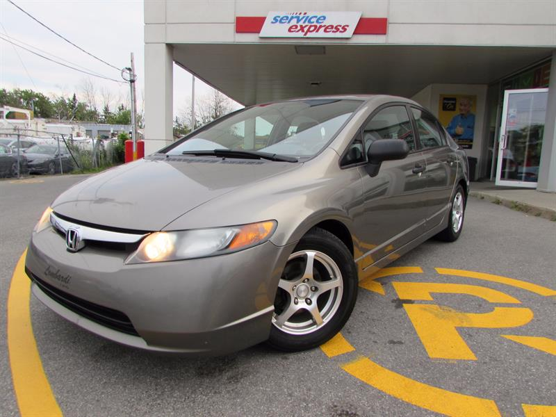 Honda Civic Sdn 2007 4dr AT DX-G #44169