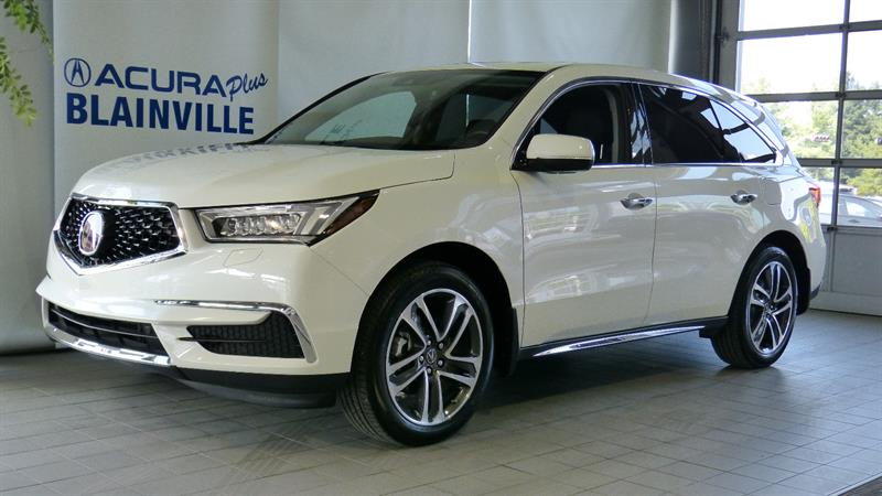 Acura MDX 2017 NAVIGATION ** SH-AWD ** #A77564