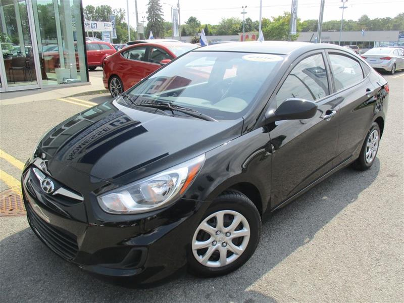 Hyundai Accent 2012 GL, AUTO, AIR CLIM, CRUISE, GROUPE ELEC, #17669A