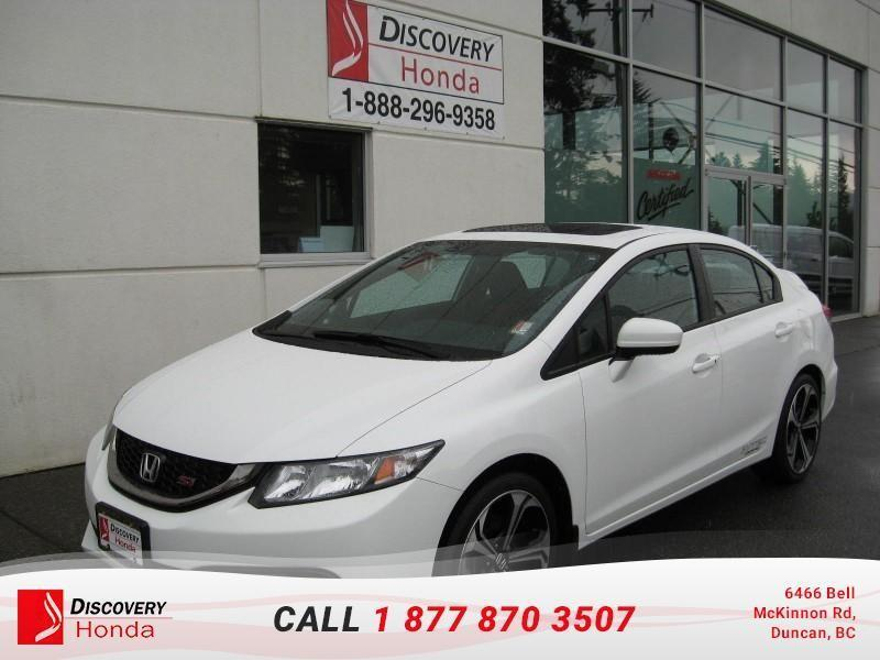 2014 Honda Civic Sedan Sedan SI 6MT  - $149.81 B #17-317A