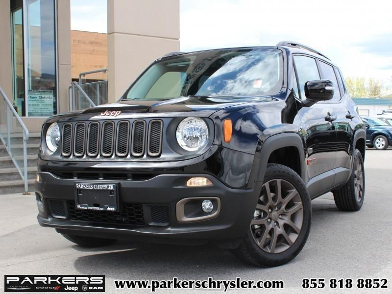 2016 Jeep Renegade North 4x4 #P0063