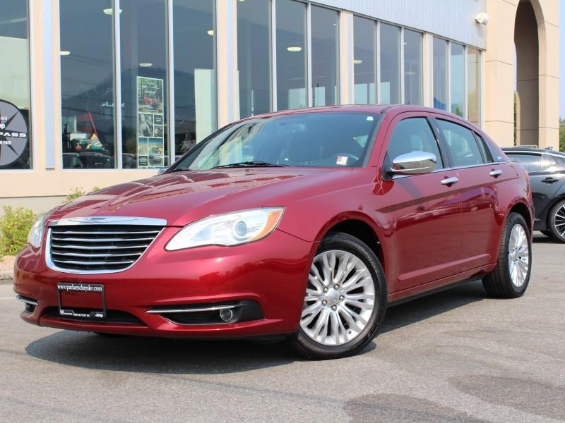 2012 Chrysler 200 LX #P0074B