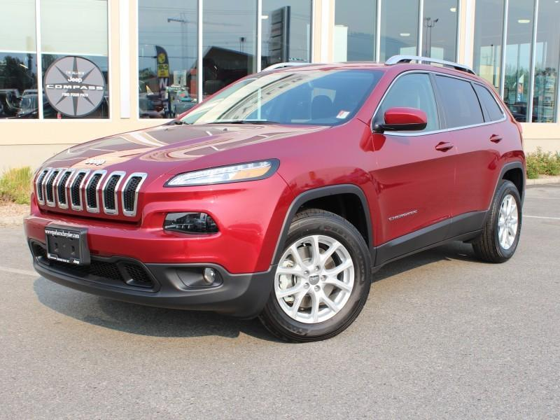 2014 Jeep Cherokee North 4x2 #17054A