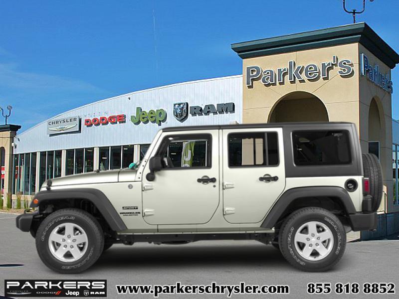 2013 Jeep Wrangler Unlimited Sahara #B2783