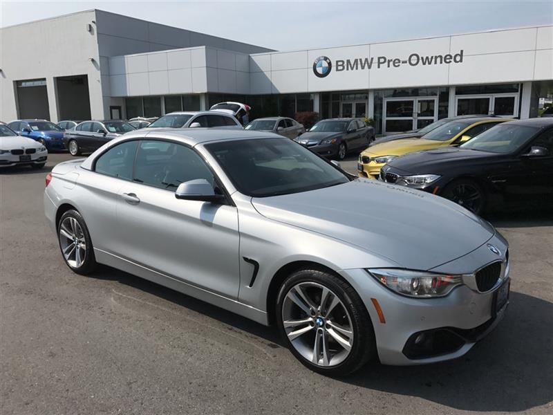 2014 BMW 4 Series 428i xDrive Cabriolet #BP4958