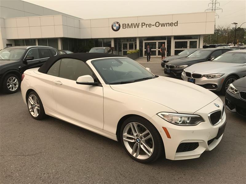 2015 BMW 2 Series Cabriolet 228i xDrive #BP5146