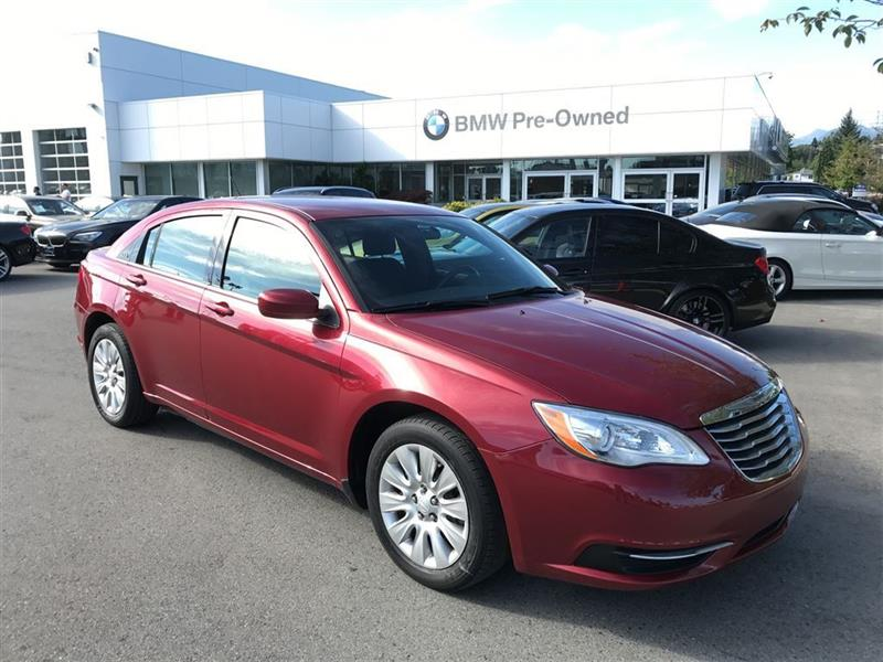 2014 Chrysler 200 LX #FD229446