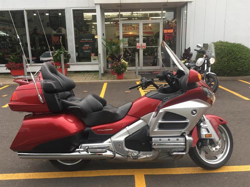 Honda GL 1800 2012