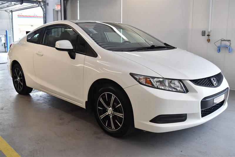 Honda Civic Coupe 2013 LX #U7151A