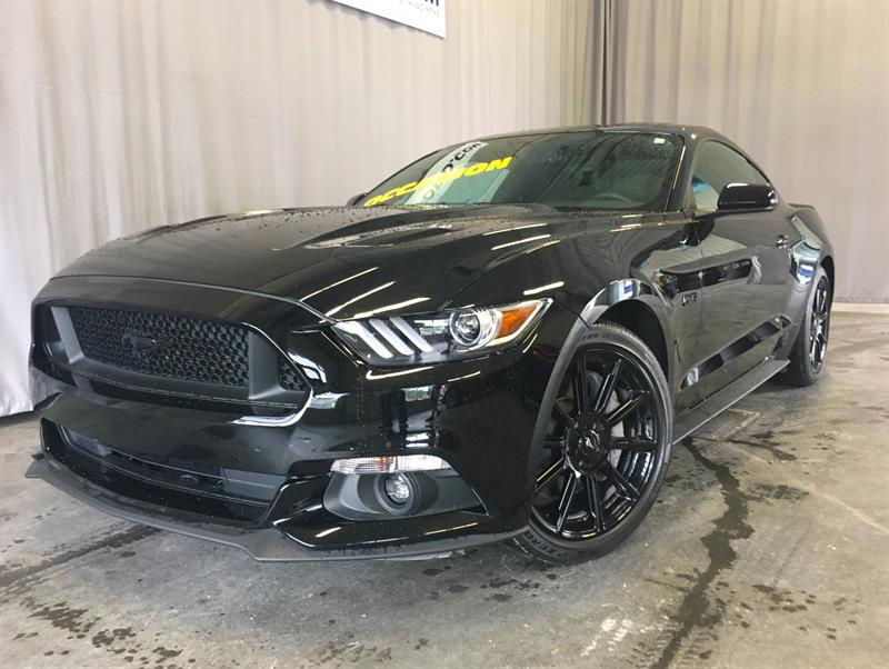 Ford Mustang 2016 2dr Fastback GT BLACK PACK #70643A