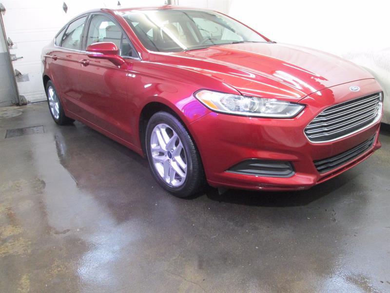 Ford Fusion 2014 SE Eco Boost #7-0815