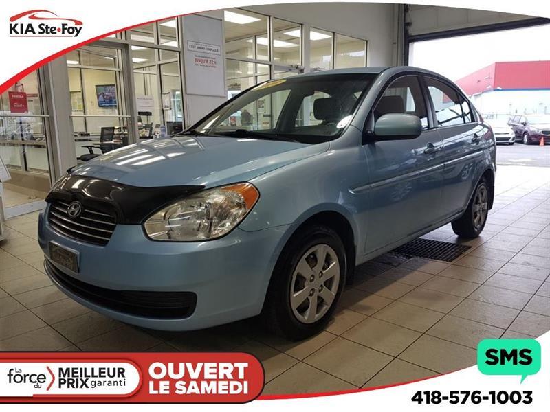 Hyundai Accent 2010 L *AUTO* DÉMARREUR* 97028 KM* #171419A