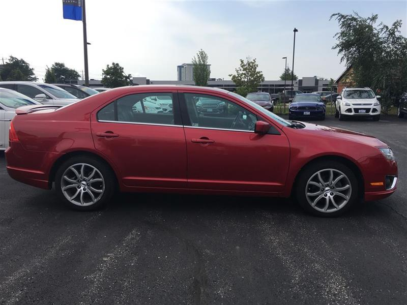 2012 Ford Fusion SEL AWD   ACCIDENT FREE!   $150 BIWEEKLY #P9711A