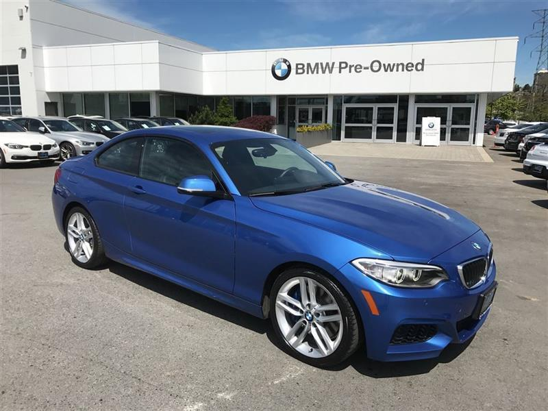 2014 BMW 2 Series 228i Coupe M Sport Line #BP429010