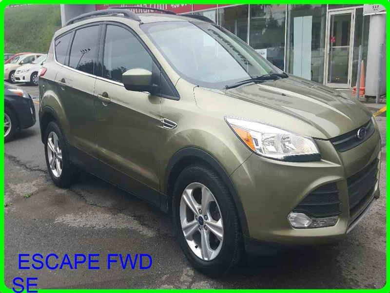 Ford ESCAPE FWD SE 2014 #11498A
