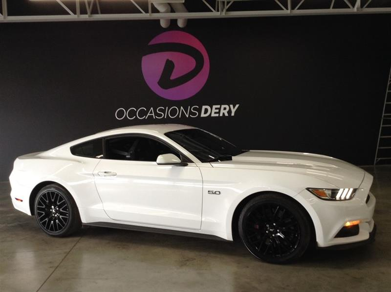 Ford Mustang 2015 GT GROUPE PERFORMANCE SIÈGES RECARO FREINS BREMBO #A5070